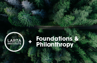Foundations and philanthropy