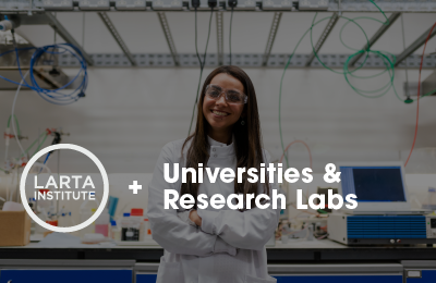 Universities and research labs