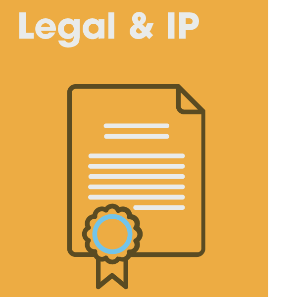 Legal and IP