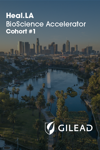 Heal.LA BioScience Accelerator Cohort one
