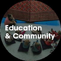 Education & Community